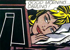 David Brooks feels better this morning