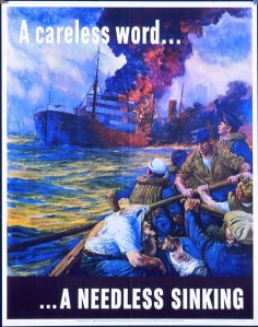 Loose_lips_sinks_ships_WW2_poster