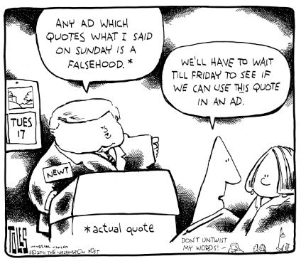 Gingrich Toles